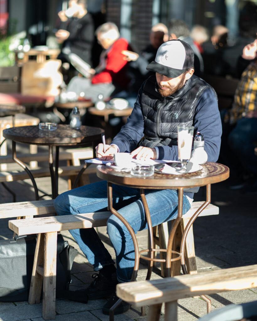 gründungsberatung coffee café oberhausen existenzgründung selbständig